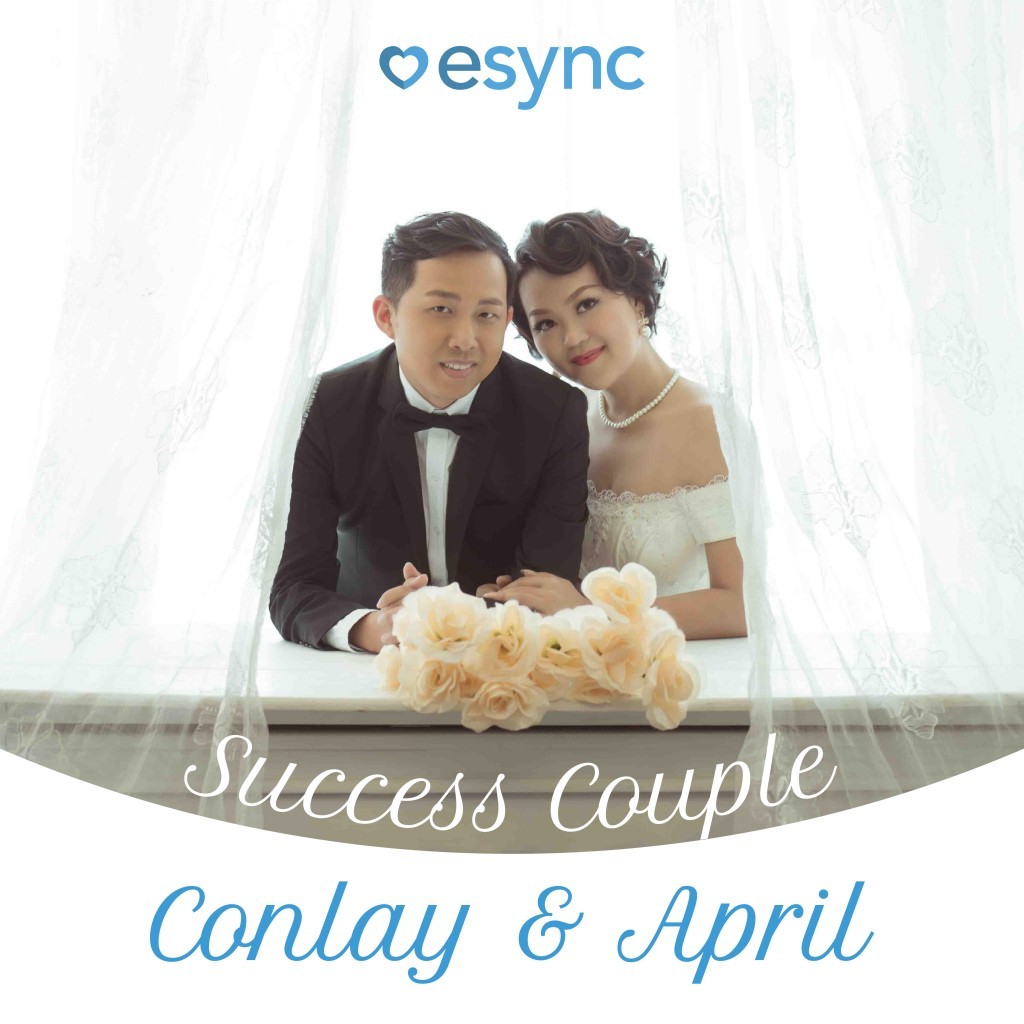 esync Success Couple Conlay & April